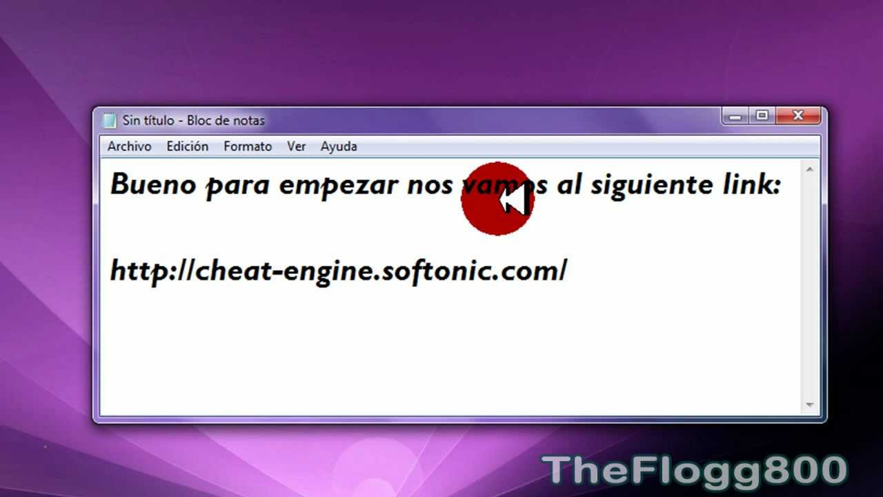 descargar cheat engine 6.2 sin virus gratis