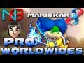 Mario Kart 8: Pro Worldwide Races w/ Wheel3232