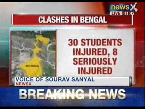 Breaking News: Clashes between students in Durgapur Engineering College