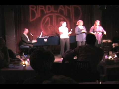 Jeff Blumenkrantz, Theresa McCarthy, Alysha Umphress, and Sally Wilfert - More (Sondheim)