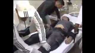 إصابات في صفوف قوات الأمن بالعيون   روبورتاج