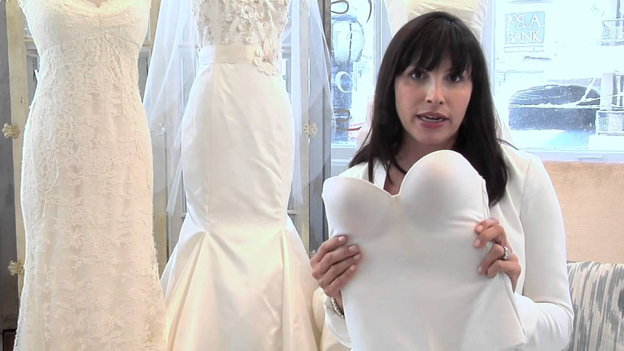 What Kind Of Bra Do You Wear To A Bridal Fitting