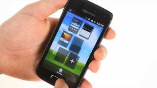 Samsung Galaxy W I8150 Kullanıcı arayüzü - TouchWiz 4.0