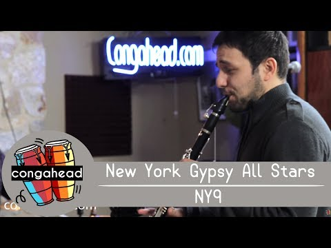 NY Gypsy All Stars perform NY9