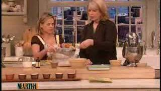 Amy Sedaris on The Martha Stewart Show