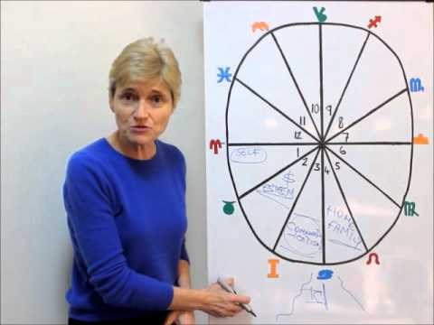 HOUSES IN ASTROLOGY  |  Barbara Goldsmith