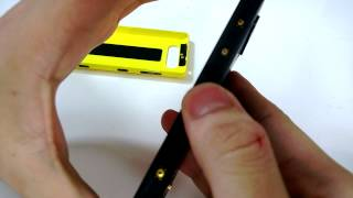 How To Remove Back Cover On Your Nokia Lumia 820 (Filmed