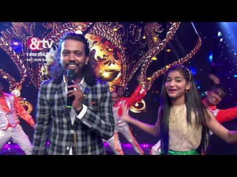 Nakash Aziz Performs On Tukur Tukur   Moment   Grand Finale   The Voice India Kids   23rd Oct, 9 PM
