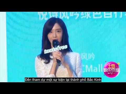 (Vietsub) SNSD Yoona -- Innisfree 19/09/2015