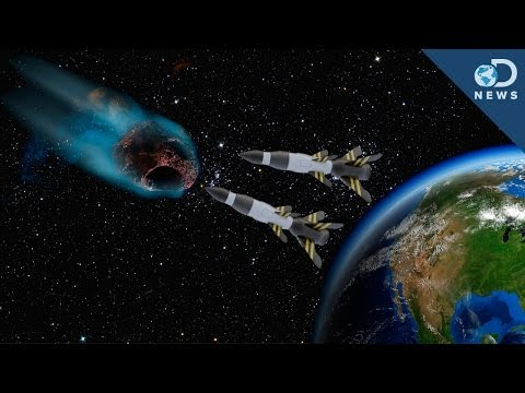 The UN's Plan To Defend Earth From Asteroids