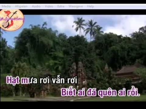 Mưa Trên Phố Huế -Tân cổ karaoke (có gọng nữ)
