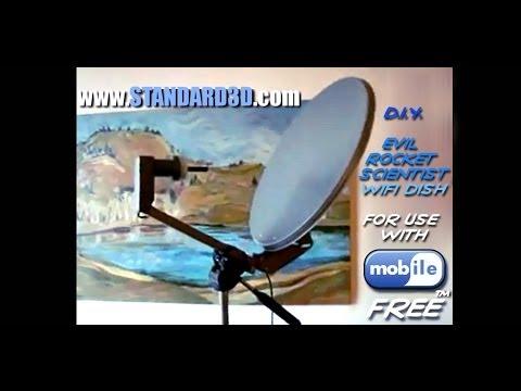 Wi-Fi Antenna Booster