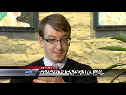 Upper Arlington to Vote Soon on E-Cigarette Ban Proposal