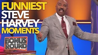 FUNNIEST Steve Harvey Family Feud Moments January 2019! Family Feud