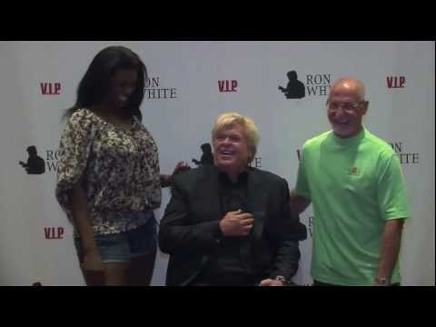 Go Ahead Meet Ron Ron White VIP