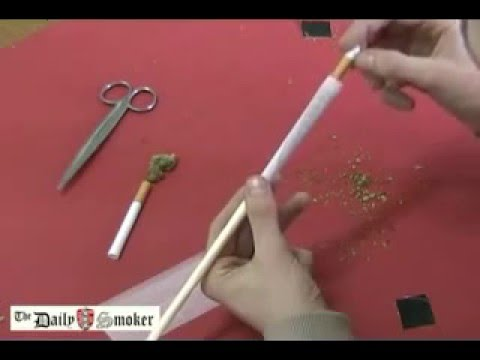 DailySmoker - How to roll a joint - Twinsisters - YouTube