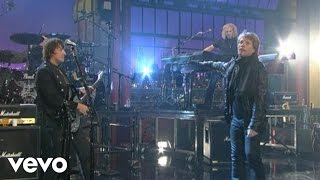 Bon Jovi - Keep The Faith (Live)