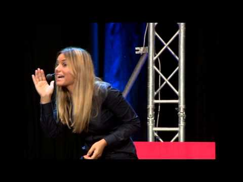 Bombs, mountains and an unlikely female voice   Dashni Morad   TEDxErbil