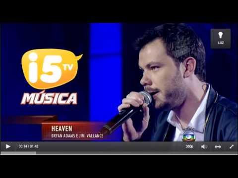 Gustavo Tribien e a emocionante canção de Bryan Adams - The Voice Brasil