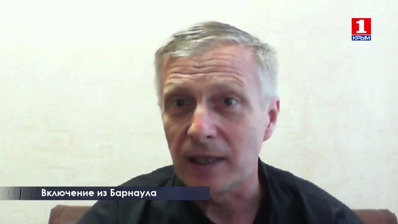 «Информационная война» с Валерием Пякиным, 5.06.17