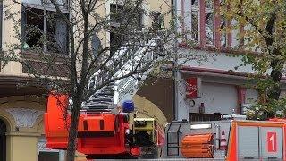 NRWspot.de | Hagen-Wehringhausen – Feuer am Bodelschwinghplatz – B7 gesperrt