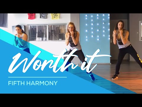 Worth it - Fifth Harmony - HipNThigh Fitness Workout Dance Choreo - Legs - Bootie - Hips - Thighs