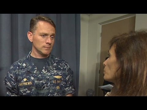 Navy captain describes the underwater search for MH370