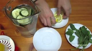 Bebida depurativa y desintoxicante