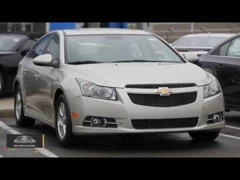 GM Recalls 33,000 Chevy Cruzes Over Faulty Airbags - TOI