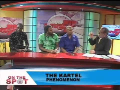 The Kartel Phenomenon - CVM Live at 7
