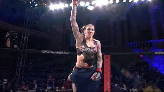 UFC Bantamweight Champion Amanda Nunes Calls Out Next Opponent, Invicta FC 21 Results