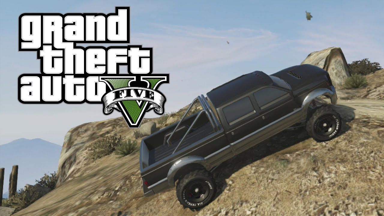 GTA 5: Where To Find Lifted Trucks (Grand Theft Auto 5 For ...
