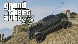 GTA 5: Where To Find Lifted Trucks (Grand Theft Auto 5 For