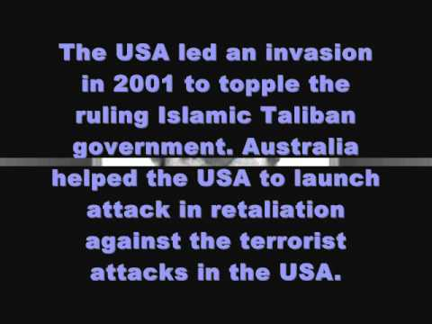 Australia and war against terrorism chaz