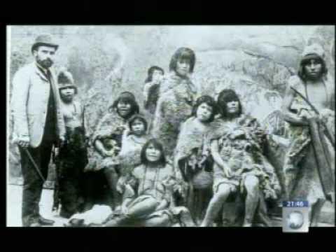Historia de los Kawéskar