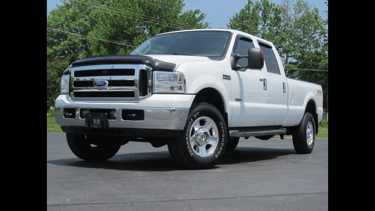 2013 Ford F 350 Crew Cab >> 2006 Ford F350 Lariet 4X4 LONGBED POWERSTROKE DIESEL SOLD!!! - YouTube
