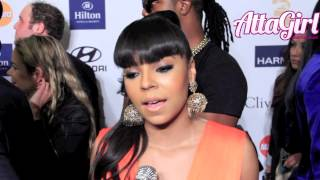 Ashanti Talks Her Role On Army Wives, New Album &amp; More