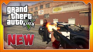 GTA 5 PS4/Xbox One – GOD MODE IN FIRST PERSON! GTA 5 Next