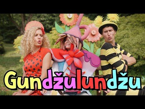 Smejko a Tanculienka - Gundžulundžu
