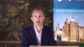 Dr Simon Thurley: Saving the past: the politics of preservation since 1997