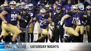 Highlights: Washington football runs wild over Washington State in 110th Apple Cup