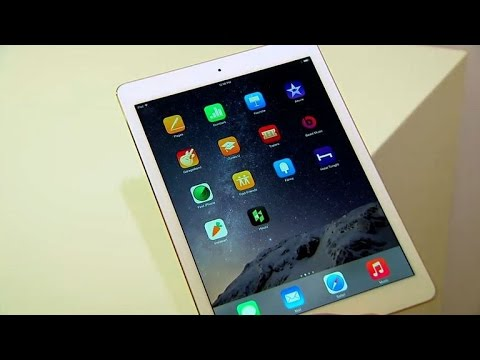 iPad Air 2 hands-on