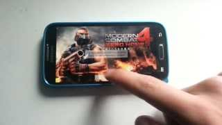 Modern Combat 4 Download Gratis Per Android