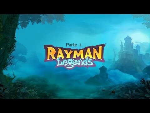 Gameplay Rayman Legends Completo PC GTX560 Max Setings