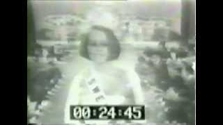 Miss Universe 1966 Video