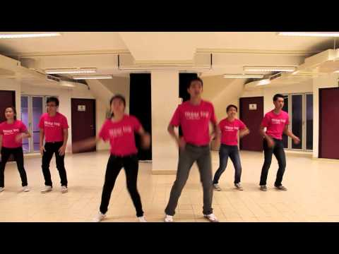 Hwa Chong Batch Dance 2013 - Live While We're Young (MIRRORED)
