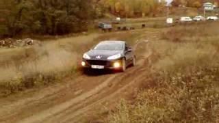 Peugeot 407 Offroad.wmv
