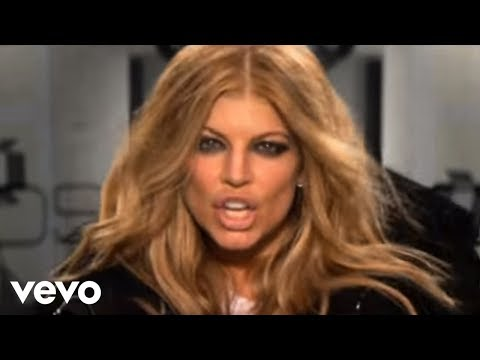 Смотреть клип Fergie - Clumsy