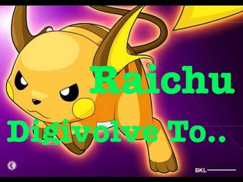 Pok mon x and pok mon y mega raichu youtube - Pokemon x raichu mega evolution ...