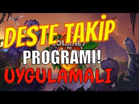 Hearthstone Deste Takibi Programı (Deck Tracker), Gameplay Oyun videosu